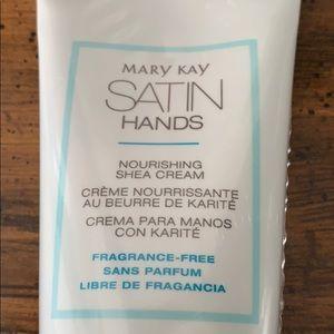 💖 Mary Kay Satin Hands Nourishing Shea Cream.